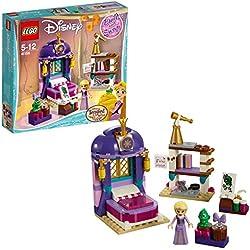 Lego Disney Princess Cameretta nel Castello di Rapunzel, 41156