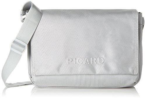 Picard PicardHITEC - Borsa a Tracolla Donna Argento (Silber)