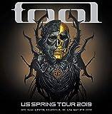 TOOL Live US Spring Tour 2019 Louisville USA 2CD set in digisleeve [Audio CD]