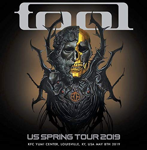 TOOL Live US Spring Tour 2019 Louisville USA 2CD set in digisleeve [Audio CD] (Tool-cd)