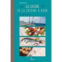 Le guide de la cuisine à bord