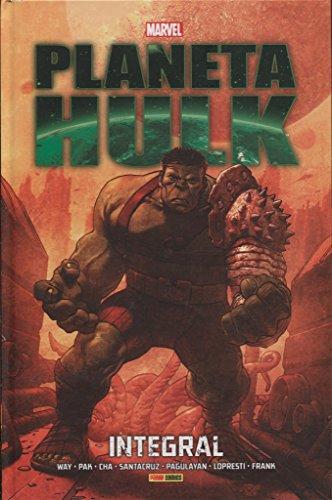 Planeta hulk editado por Panini comics