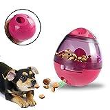 MG MULGORE Pet Food Ball, Tumbler Interaktive Hundespielzeug-Nahrungsmittelzufuhr-Festlichkeits-Ball erhöht IQ und Mental Anregung, Beste Alternative zur Schüssel-Fütterung