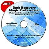Data Recovery Professional-Datenverlust? Rettet Archive, Bilder, Dokumente, Musik, Ordner, Videos! Datensicherung,Datenrettungssoftware Datenwiederherstellung f�r Windows 2019 Bild