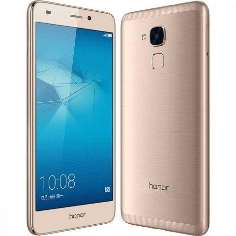 Huawei Nem de L21Gold Smartphone Honor 7Lite Dual Sim Lte 16GB Android 6.0Marshmallow Oro Gold
