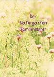 Der Naturgarten Familienplaner (Wandkalender 2013 DIN A3 hoch): Dieser Familenplaner bietet die Möglichkeit bis zu 5 Personen zu managen. Freundliche das ganze Jahr. (Monatskalender, 14 Seiten)