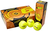 Bridgestone e6 Web Golf Ball Dimple Technology, Yellow, M, 1B5E6Y