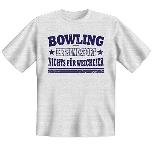 Bowling T-shirt-designs (BOWLING - - Lustiges Sprüche T-Shirt. Top Geschenk oder Mitbringsel. Kegeln, Shirts, Geschenkidee)