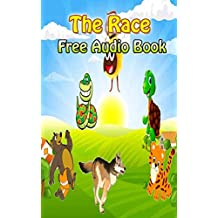 Value books for kids: The race |(WITH ONLINE AUDIO FILE): Bedtime story for kids ages 1-7 : funny kid story