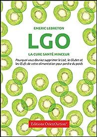 LGO : la cure santé minceur par Emeric Lebreton