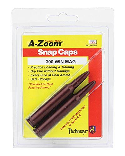 A-Zoom, Cartucce salvapercussore, calibro 2, 300 Win. Mag.