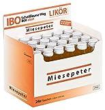 Miesepeter Likör - IBO Scheißlaune-Weg 800 akut Minis (Maracuja + Vodka, 24 x 20ml im Display)