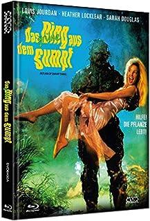 Das grüne Ding aus dem Sumpf [Blu-Ray+DVD] - uncut - auf 222 limitiertes Mediabook Cover A [Limited Collector's Edition]