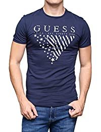 Guess - T Shirt M73i21 - J1300 G720 Marine