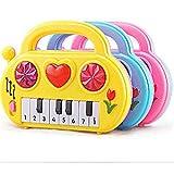 Instrument de musique électronique pour bébé, cadeau d\'anniversaire pour les enfants