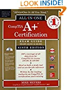 #10: CompTIA A+ Certification All-in-One Exam Guide, Ninth Edition (Exams 220-901 & 220-902)
