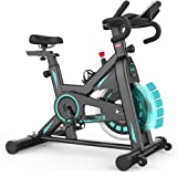 Dripex Magnetic Resistance Exercise Bike for Home Gym Training (2021 New Version), Indoor Cycling Bike Stationary, Heavy Duty