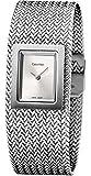 Calvin Klein Reloj Analógico para Mujer de Cuarzo con Correa en Acero Inoxidable K5L13136