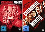 Criminal Minds Staffeln 3+4 (12 DVDs)