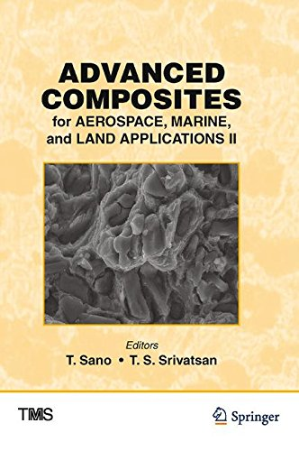 Advanced Composites for Aerospace, Marine, and Land Applications II (The Minerals, Metals & Materials Series)