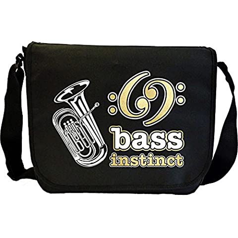 Tuba BASS Instinct - Sheet Music Document Bag Borsa Spartiti