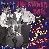 Flash crash and thunder