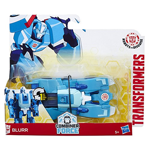 Hasbro C0898ES1 Rid 1-Step Changers Blurr Solid