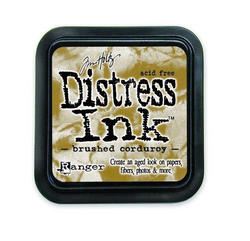 Ranger 18780614 Tim Holtz Distress Ink Pad, Brushed Corduroy, 7.5 x 7.5 x 16 cm (Vintage Photo Distress Ink)