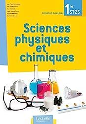Sciences physiques et chimiques ST2S - Livre élève - Ed. 2012