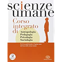 Scienze umane libri scolastici libri for Codice promozionale amazon libri scolastici