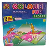 #1: Toysbox Colour Fun - Sports Carton