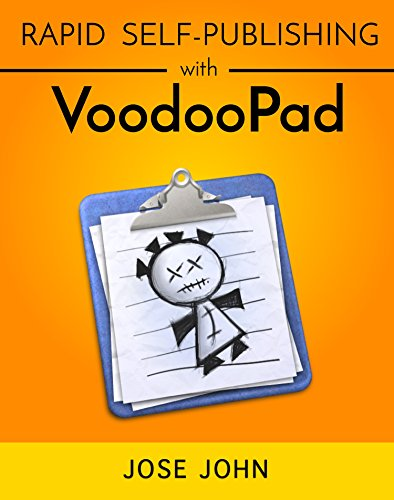 Rapid Self-Publishing with VoodooPad (English Edition)
