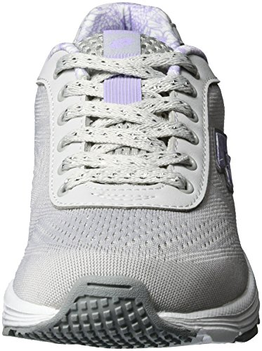 Lotto Damen Superlight One W Sneakers Grau (gry Lun / Wht)