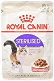Royal Canin C-58387 Feline Sterilised Salsa - 85 gr