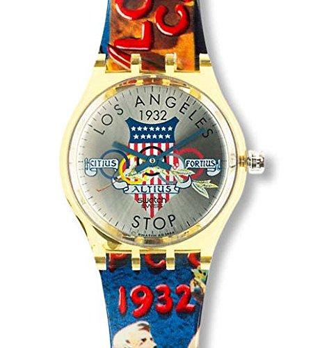 Swatch Stop 1994 - SSZ100 - Los Angeles 1932 - Nuovo