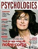 Telecharger Livres Psychologies n 262 01 04 2007 Valerie Lemercier Je ne suis pas bizarre Je veux etre normale (PDF,EPUB,MOBI) gratuits en Francaise