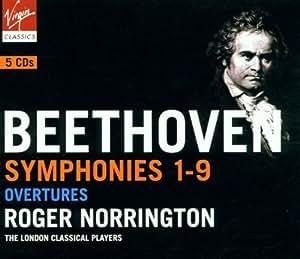 Beethoven : Symphonies 1 - 9