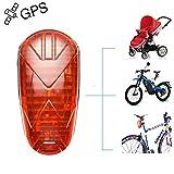VISTANIA Bicicleta Luz Trasera En Tiempo Real GPS Tracker gsm/GPRS Seguimiento Herramienta para Bicicleta Moto Silla De Ruedas TK906