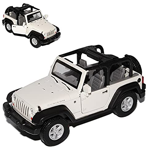 Jeep Wrangler JK 3 Türer Weiss Cabrio offen Ab 2007