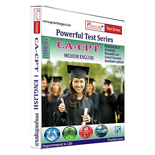 Practice Guru CA-CPT Test Series (CD)