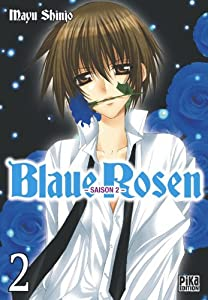 Blaue Rosen - Saison 2 Edition simple Tome 2
