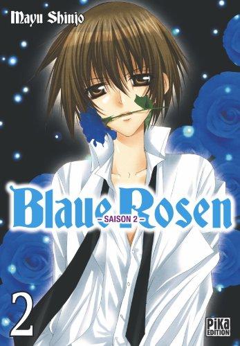 Blaue Rosen - Saison 2 Edition simple Tome 2