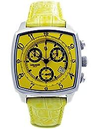 Lancaster hombre-reloj analógico de cuarzo cuero 0262GSG