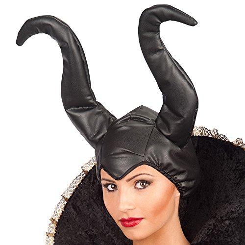 Carnival Toys 06129 - Kopfbedeckung - Malefiz (Maleficent' Kostüm Amazon)