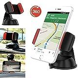 Handy / Smartphone halterung | für AGM X1 | Auto halter | Büro Halter | Multifunktional | AUT-Rot