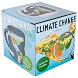 Best The Unemployed Philosophers Guild Hot Mugs - Climate Change Disappearing Coffee Mug - Add Hot Review