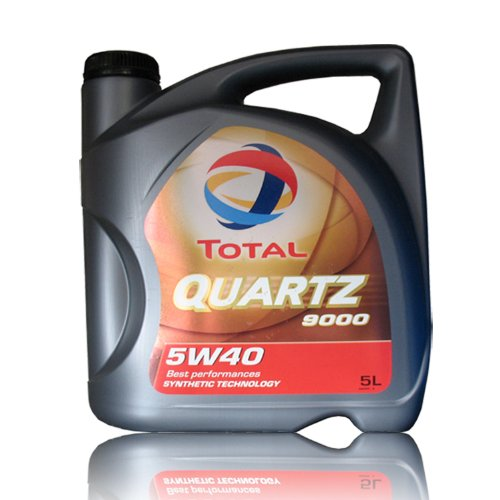 Total Quartz Energy 9000 5W-40-Olio per moto