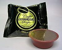 150 capsule Caffè Condorelli Compatibili a ModoMio miscele tostate torrefatte e confezionate in italia Gusto Intenso per un espresso forte e deciso capsule confezionate singolarmente