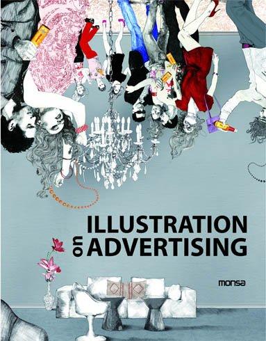 Illustration on Advertising por Eva Minguet
