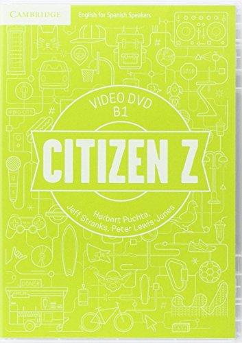 Citizen Z B1 Video DVD